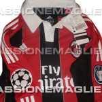 Nuova maglia Milan 2012-2013