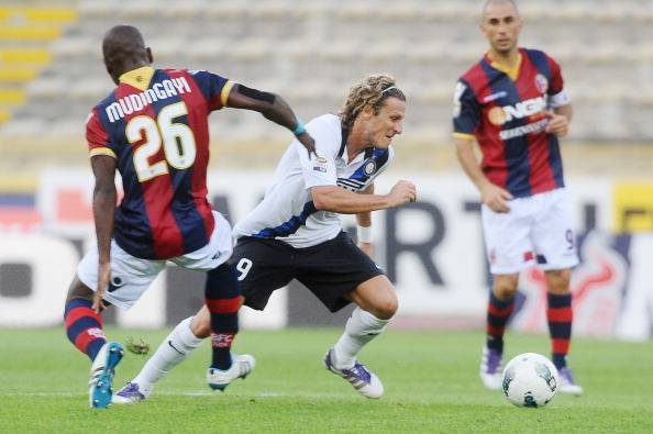 Bologna FC v FC Internazionale Milano  - Serie A