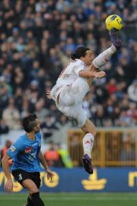 Ibrahimovic contro il Novara