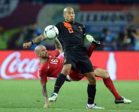 De Jong in nazionale