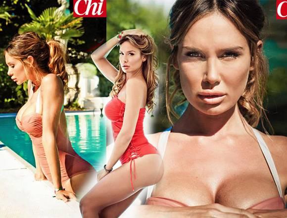 Nicole Minetti hot Chi copertina