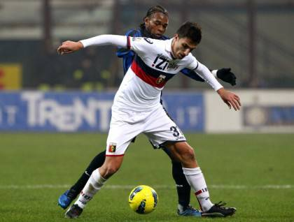 FC Internazionale Milano v Genoa CFC - TIM Cup