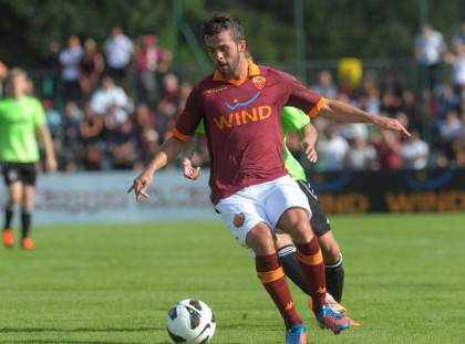 AS Roma v Gaz Metan Medias - Preseason Friendly
