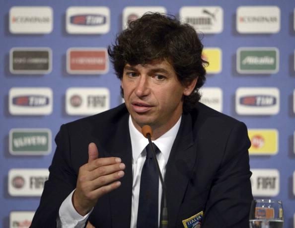 Italy Press Conference - UEFA EURO 2012
