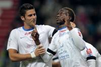 Montpellier French defender Mapou Yanga-