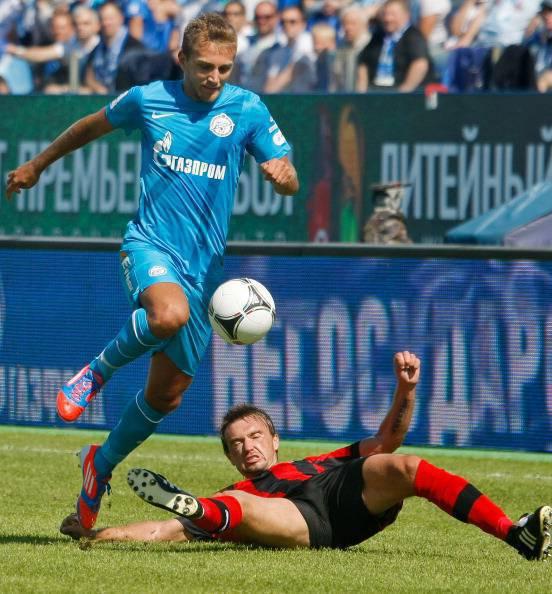 FC Zenit St. Petersburg v FC Amkar Perm - Premier League