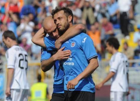 Novara Calcio v AC Cesena  - Serie A