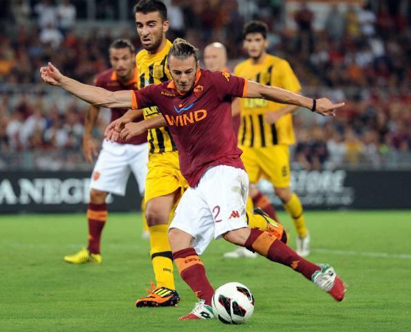 AS Roma v Aris Thessaloniki FC - Pre-Season Friendly
