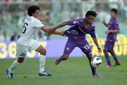 AC Fiorentina v Novara Calcio - Pre-Season Friendly