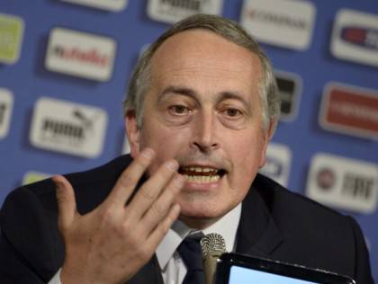 Italy Press Conference - UEFA EURO 2012