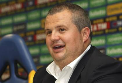 Parma FC Unveils New Player Amauri Carvalho De Oliveira