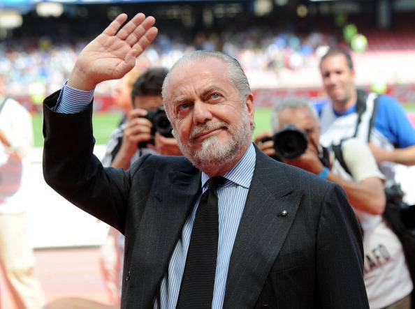 Aurelio De Laurentiis (Getty Images)