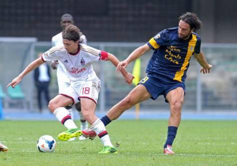 Verona-Milan del 2013-2014