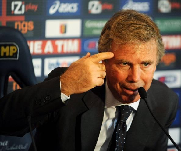 Genoa Cfc Unveils New Coach Davide Ballardini