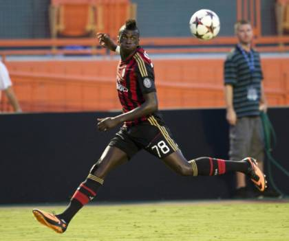 FBL-LA GALAXY-AC MILAN-FRIENDLY