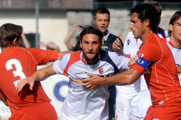 FC Bologna v Carpi FC - Pre-Season Friendly