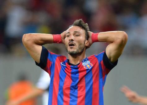 FC Steaua Bucuresti v Legia Warszawa - UEFA Champions League Play-offs: First Leg