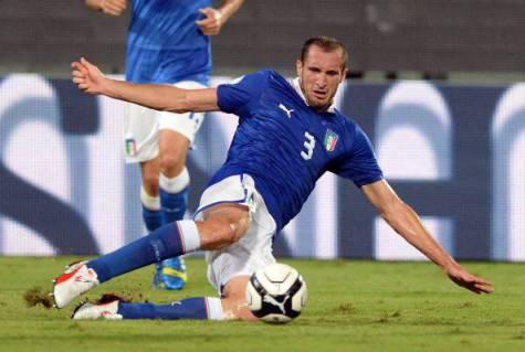 Giorgio Chiellini (Getty Images)