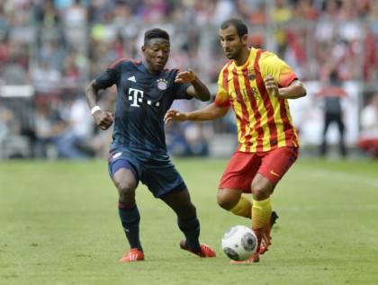 FBL-GER-ESP-ULI HOENESS CUP- BAYERN MUNICH-FC BARCELONA