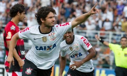 FBL-BRAZIL-CORINTHIANS-PATO