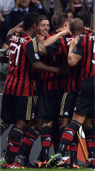 AC Milan v FC Barcelona - UEFA Champions League