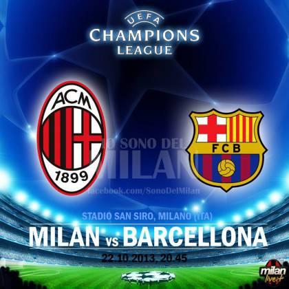 Milan Barcellona