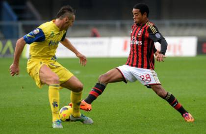 AC Chievo Verona v AC Milan - Serie A