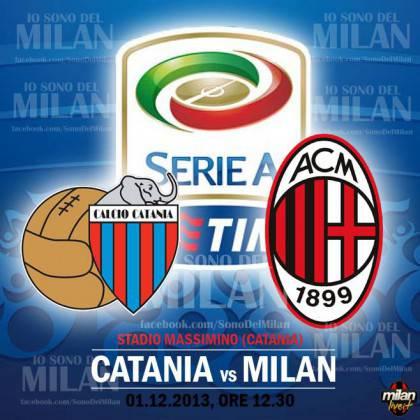 Catania-Milan