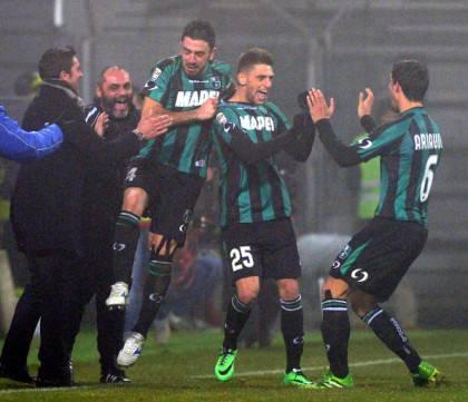 US Sassuolo Calcio v AC Milan - Serie A