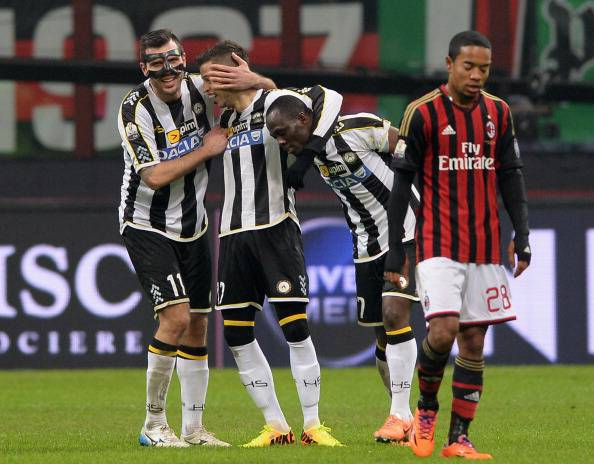 AC Milan v Udinese Calcio - TIM Cup