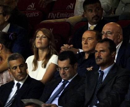 AC Milan v Juventus FC - Berlusconi Trophy