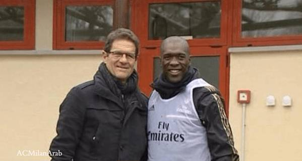 Capello Seedorf