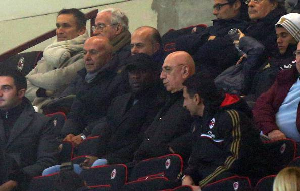 Seedorf Galliani