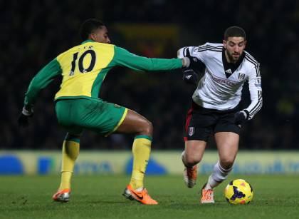 Norwich City v Fulham - Premier League