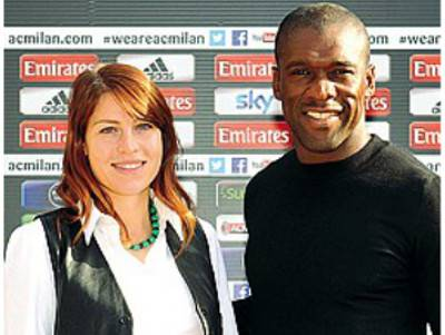 Barbara e Seedorf