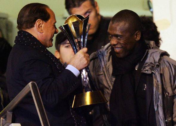 Berlusconi Seedorf