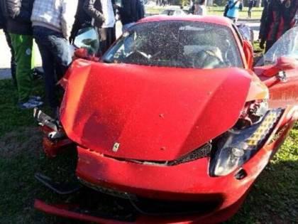Ferrari di Niang