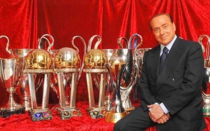 Berlusconi trofei