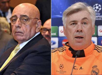 Galliani Ancelotti