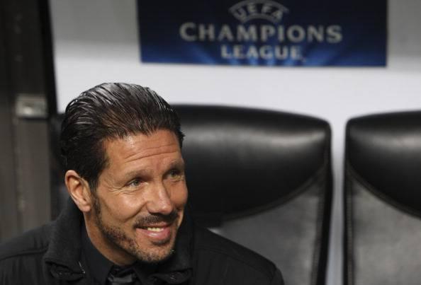 AC Milan v Club Atletico de Madrid - UEFA Champions League Round of 16