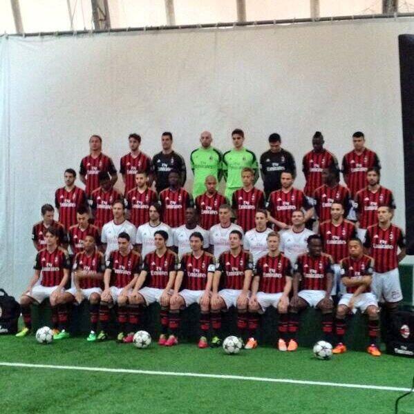Foto Milan (Twitter)