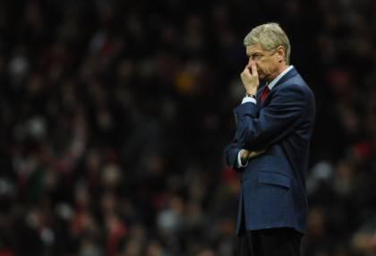 Arsenal v Manchester City - Carling Cup Quarter Final