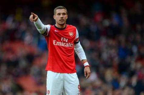 Lukas Podolski (Getty Images)