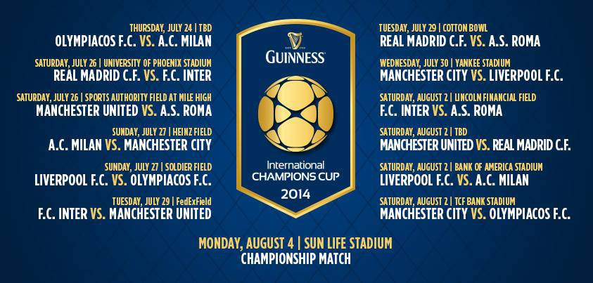 Guinness Cup 2014