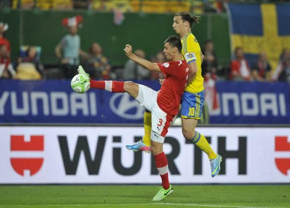 Dragovic e Ibrahimovic
