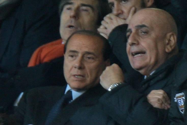 Berlusconi Galliani