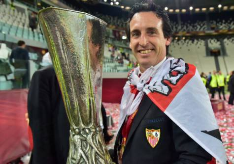 Unai Emery (©Getty Images)