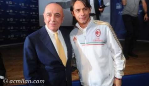 Galliani e Inzaghi