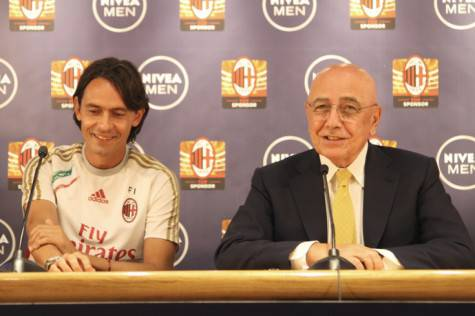 Inzaghi & Galliani