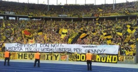Striscioni Borussia1